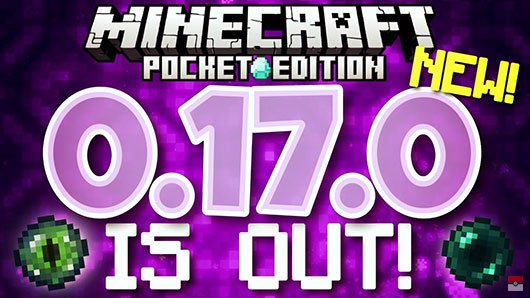 Скачать Minecraft Pocket Edition 0.17.0 на android
